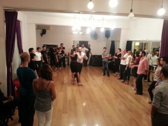 (Türkçe) Tango Nar Dans Kursu Milonga Show 2