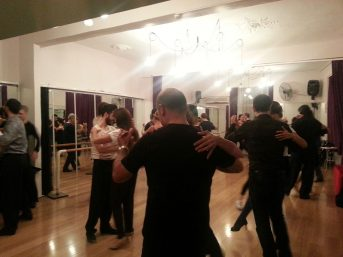 Tango Nar Dans Kursu Grup Dersi
